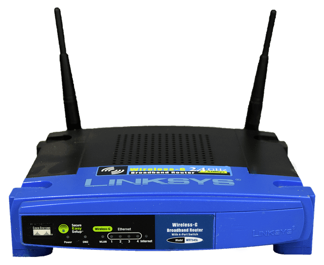 Advantages of Wireless Routers